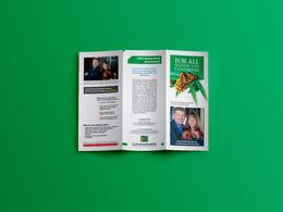 Provide trifold brochure