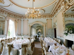 Provide an extensive list of wedding venues in the UK, over 4700 entries