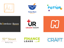 Design your company a strong, professional and clean brand (+ FREE Business Card)