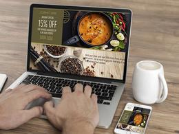 Design a PSD version of your website