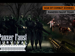 """Amazing Action Game FPS Highest Shooter """"Panzer Faust survival"""" Fresh Look Up"""
