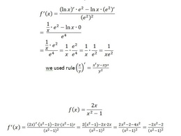 Teach maths for 1 hour