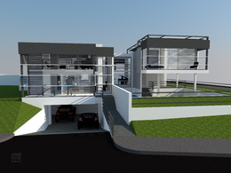 Get a 3D Model of your Architectural Project ( SketchUp | ArchiCAD )