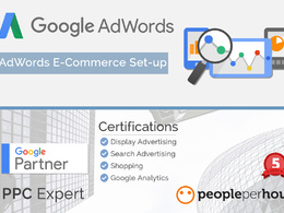 Set up an AdWords Shopping Campaign (Shopify Only)
