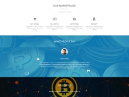Make bitcoin marketplace for buying, selling and gifting bitcoin
