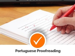 Proofread any text in Portuguese up to 2500 words
