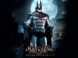 """3D Game Character Models of Movie """"Batman Arkham knight """" Animation Mobile Supported!"""