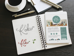 Create a professional Logo for your project