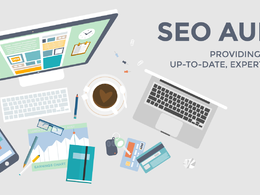 Provide a thorough SEO Audit of your website