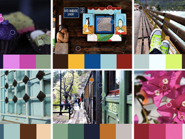 Create a colour scheme based on a pic or a colour of your choice