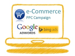 Set up an e-Commerce PPC campaign to drive potential customers to your website