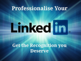Keyword rich LinkedIn profile for LinkedIn marketing