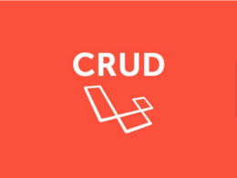 Write complete CRUD Laravel 5 apps