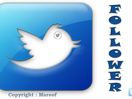 Add 2000 high quality twitter followers to increase your business