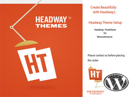 Create Responsive Wordpress Website using Headway Themes