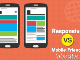 Make your website responsive and mobile friendly with design