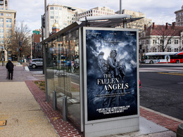 Design a professional eye catching Movie Poster