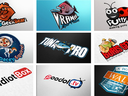 Design an Eye-Catching Business Logo or Vector Logo with Unlimited Revisions