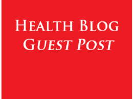 Publish your Article on my HQ Health Blog