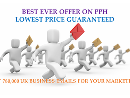 Give you 7,80,000 UK Business Email Database