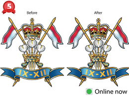 Convert your image/logo to high res vector within 1 to 4 hours