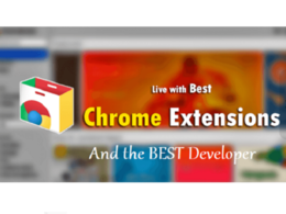 Create any kind of Chrome Extension