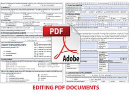 Edit your PDF file