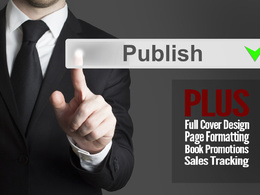 Design and Publish Your Book - Complete Book Creation and Publishing Service