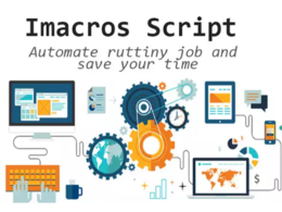 Write imacros script to Automate Web Tasks