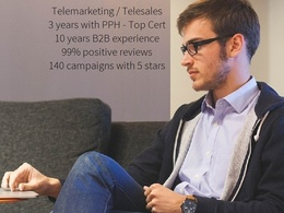 Provide a telemarketing or telesales campaign