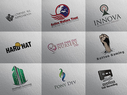 Bespoke logo+3 Concept+Multiple Revision+Source File+favicon