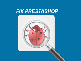 Fix any bugs/issues/errors in Prestashop