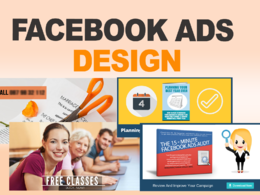 Create  Professional Facebook Ads Graphics