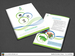 Design your corporate brochure