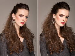 Professionally retouch your photo. Edit image.