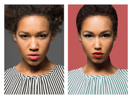Edit/retouch any photo within 24 hours, completely to your wishes