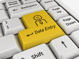 Do any kind of data entry and web research works for 1 hour