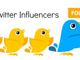Research relevant niche-related Twitter Influencers to increase your reach