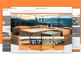 Design elegant, trendy, responsive and modern website for your business