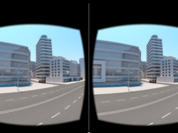 Create a virtual reality app or game for android and IOS using google cardboard