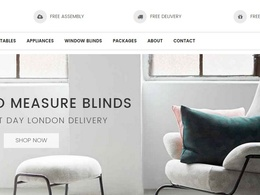 Design responsive premium quality wordpress website + 1 year Free Hosting