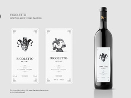 Create a professional label for your WINE