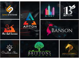 *PREMIUM* Professional High Quality Logo With Unlimited Concept & Revision