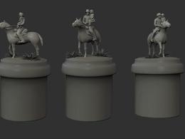 Design 3d print ready models