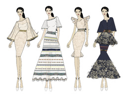 I Will Make Fashion Illustration For Your Collections