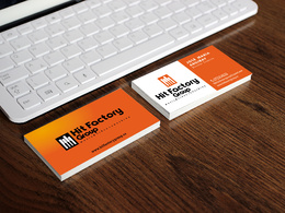 Design a creative and professional Business card