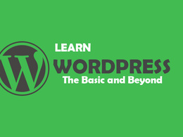 Beginners tutorial on WordPress
