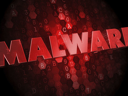 Remove malware from your website and re-submit it to google