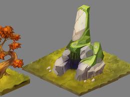 Make props/ game elements  design