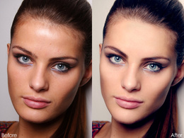 Professionally Pixel-Perfect Retouch of any Image
